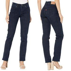 LEVI'S 💙Demi Curve Classic Rise straight Jeans
